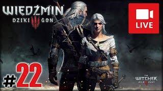 "[Archiwum] Live - WIEDŹMIN III (18+) (8) - [1/2] - ""Geralt i maska"""