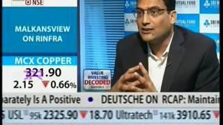 NDTV Profit Value Investing Decoded Season 3 - Mr  Navneet Munot -  CIO, SBI Mutual Fund