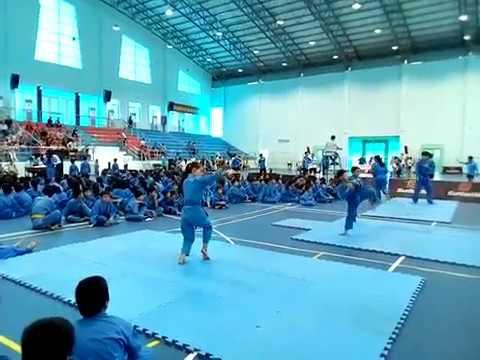 Thi thăng cấp sơ đẳng Vovinam tại Quảng Ngãi 18/08/2018 | Video 01
