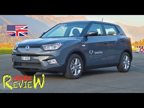 2017 SsangYong Tivoli 1.6 e-XDi Quartz 4x4 | AutoReview | Switzerland | Episode 87 [ENG]
