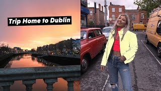 My Trip To Ireland And Selling My Clothes!!! | Vlog