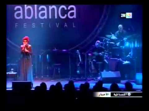 JAZZABLANCA 2M JOURNAL MELODY GARDOT ARABE