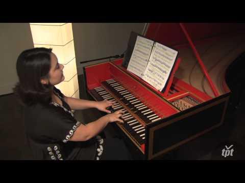 Flying Forms perform Castello's Sonata Prima