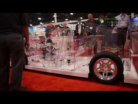 Electric and Hybrid Vehicle Technology Expo 2017: Official Video