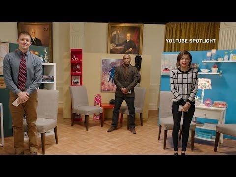 YouTube stars interview President Obama