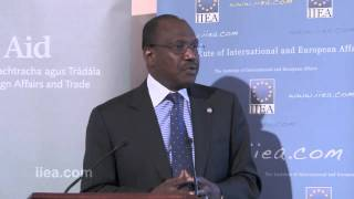 Dr Hamadoun Touré on the Roadmap towards Sustainable Social and Economic Progress for All