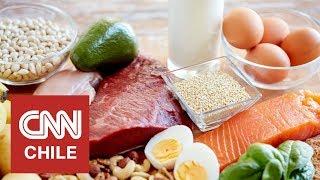 ¿Cuántas proteínas debemos consumir?