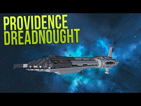 PROVIDENCE DROID DREADNOUGHT! - Star Wars - Space Engineers!