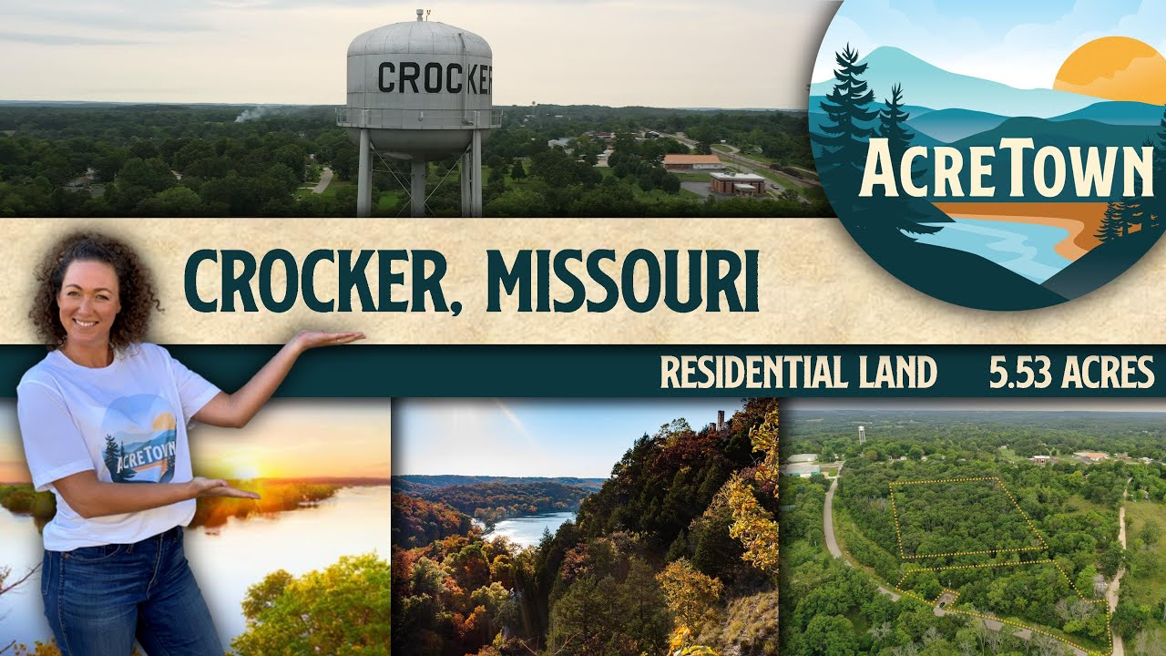 Missouri Land For Sale In The Ozarks | 5.53 Acres | All Utilities | Landwatch Mo