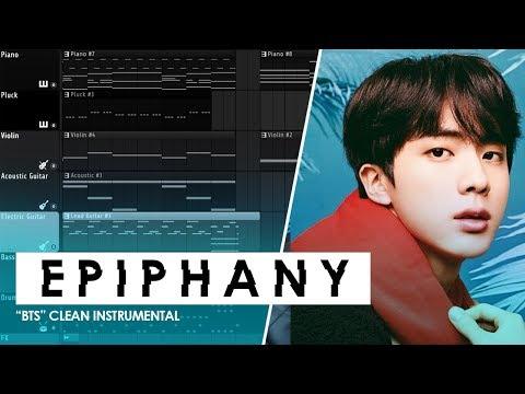 BTS (방탄소년단) 'Epiphany' Instrumental Remake