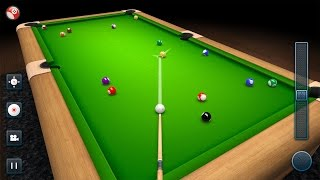 3D Pool Game - iPhone, iPad & Android Gameplay