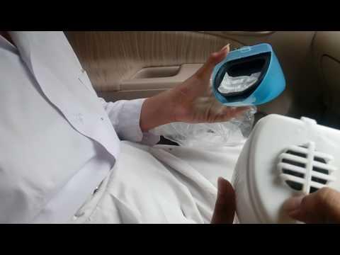 [unboxing] vaccum cleaner portable