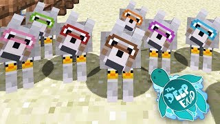 The Swim Squad - The Deep End Minecraft SMP