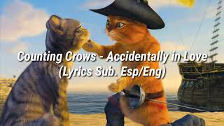 Counting Crows - Accidentally in love (Lyrics Sub. Esp/Eng)