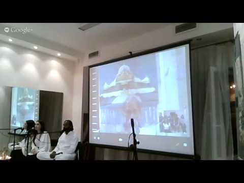 Sri Tathata video conference Moscow Oct 4 2013
