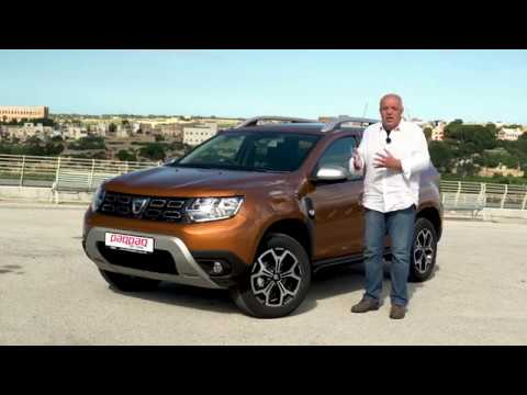 Dacia Duster review