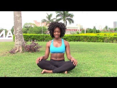 How to Easy Pose (Sukhasana) | Beginner Yoga Challenge Day 21