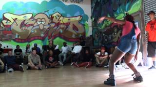 Down By Law 2 Allstyles 2 vs 2 Prelims : Janae & Knowbody