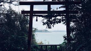 [心霊探索 ] 遺体が流れ着くと言われる  雄島 大湊神社  島1周してみた