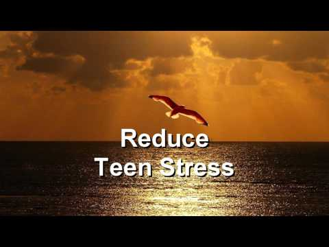 Teens Reduce Stress and Lower Anger With Breathing Technique | Stress Free Kids