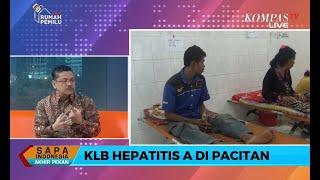 Di Kabupaten Pacitan, Jawa Timur, diawal bulan Juli ini 18 orang terpaksa dirawat karena positif men.