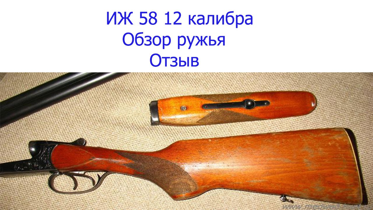ружьё 8 калибра фото