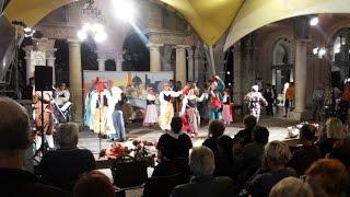 Arlecchino Bergamasco Folk - Rassegna Folklorica Bergamasca - Bergamo