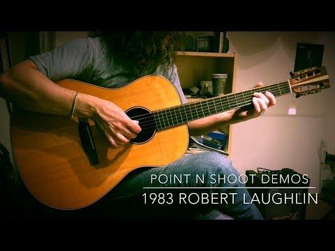 Point N Shoot Demos: 1983 Robert Laughlin Acoustic