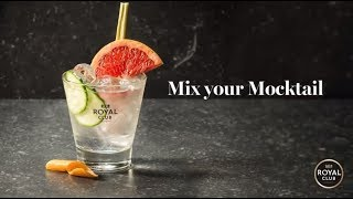 Mocktail Lemongrass Infusion