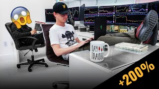Guaranteed 200% Returns On Your Forex Investment?!?!