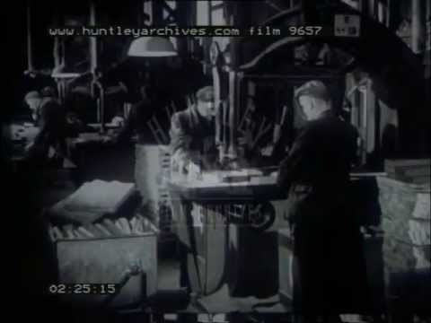 British Trade Unions in the 1950's -- Film 9657