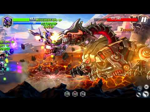 Герои бесконечности Heroes Infinity: Future Fight