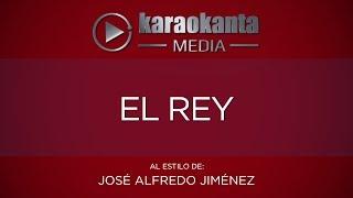 Karaokanta - José Alfredo Jiménez - El Rey