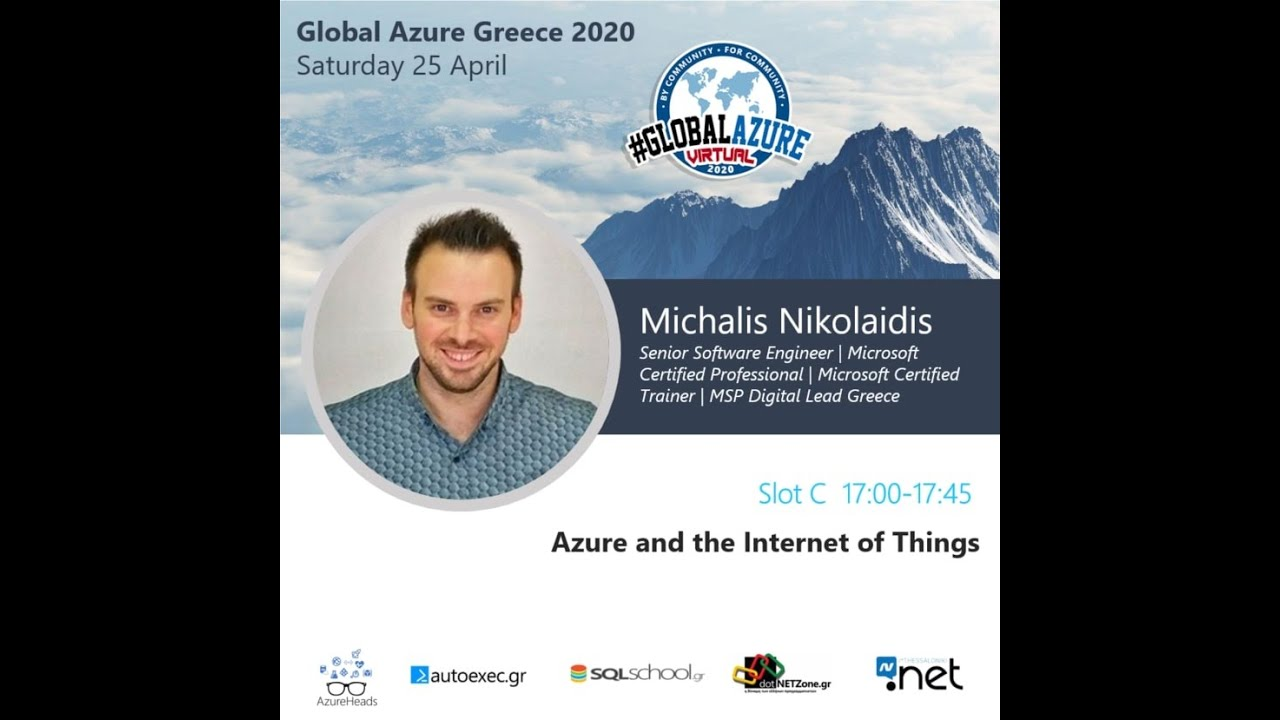 Azure and the Internet of Things - YouTube