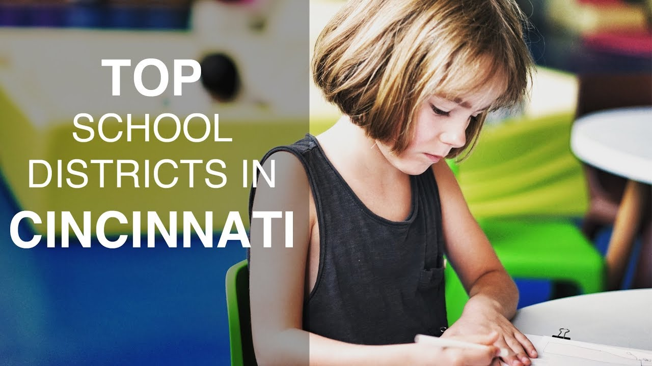 Where Are The Top School Districts in Cincinnati and How Much Are The Houses