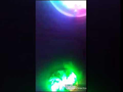 8公分 搖搖車裝飾燈 七彩風車燈