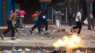 Is Baltimore Unrest Symptomatic of Other U.S. Cities?