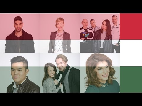 Eurovision 2016 Hungary (A Dal) - MY TOP 30