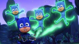 Heroes en Pijamas Capitulos Completos Catboy al Cuadrado | 2 HORAS | Dibujos Animados