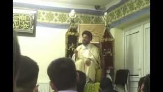 Milaad - Eid e Ghadeer - 2012 - Ayatollah Syed Aqeel ul Gharavi
