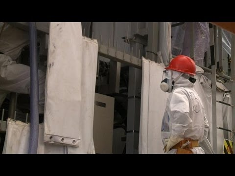 Japan continues with Fukushima nuclear clean-up