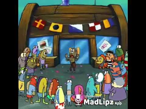Spongebob Madlipz Follow Me