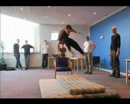 Stunt workshop