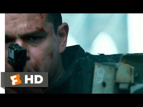 The Bourne Ultimatum (7/9) Movie CLIP - Paz Chases Bourne (2007) HD