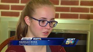 After swallowing 100 sleeping pills, NKY teen emerges stronger than ever