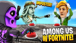 AMONG US, ale w Fortnite ... (nowy TRYB!)