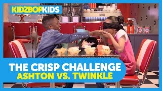 The Crisp Challenge with Ashton & Twinkle from The KIDZ BOP Kids