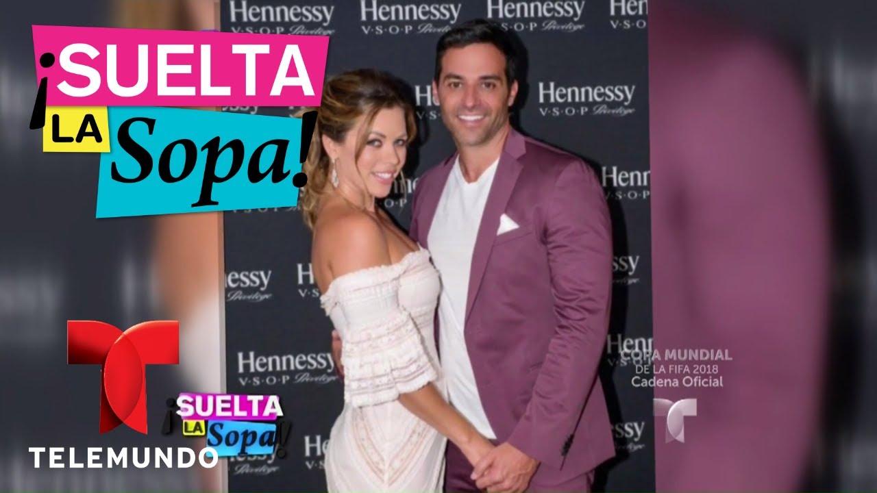 Ximena Duque encontró en su esposo a su príncipe azul ...