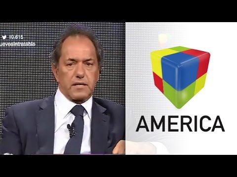 """Scioli: Vamos a ir a votar con una economía en crecimiento"""""""