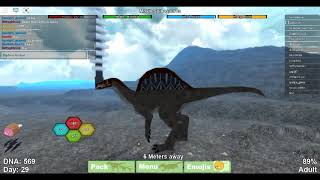 Movie Spinosaurus Remodel | Roblox Dinosaur Simulator